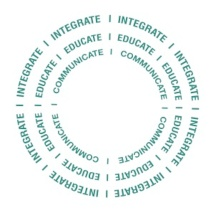 integrate-educate-communicate-wheel-teal-on-white