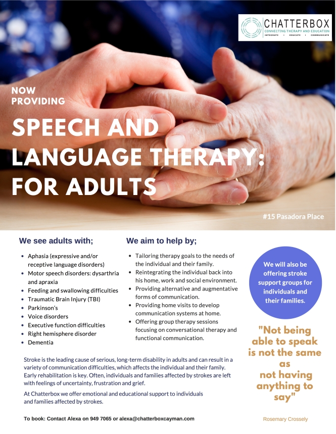 Speech and language therapy_ for adults-2